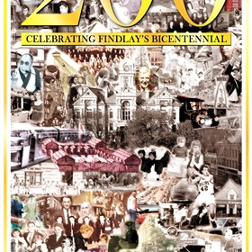 Print Designs For Publication: Celebrating Findlay's Bicentennial!