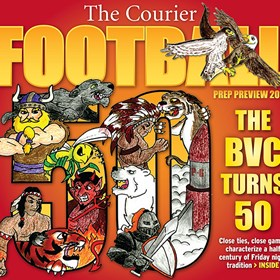 Print Designs For Publication: The BVC turns 50